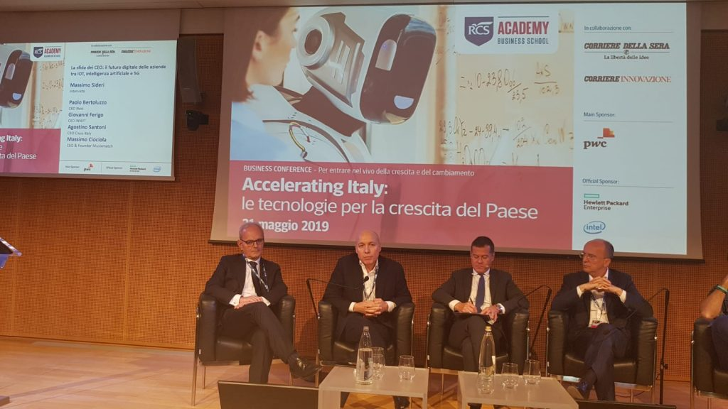Accelerating Italy