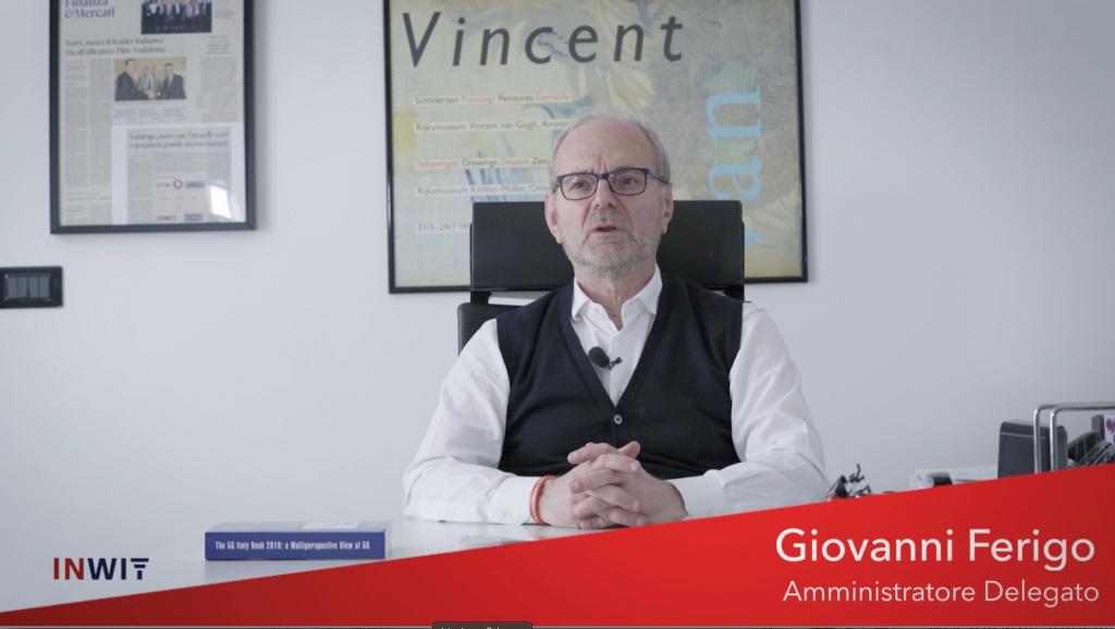 intervista all'AD Giovanni Ferigo